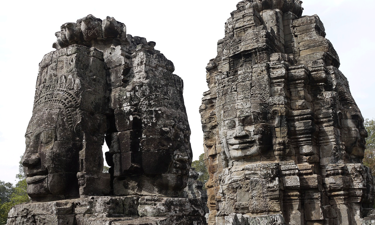 Angkor Wat and the Khmer Empire